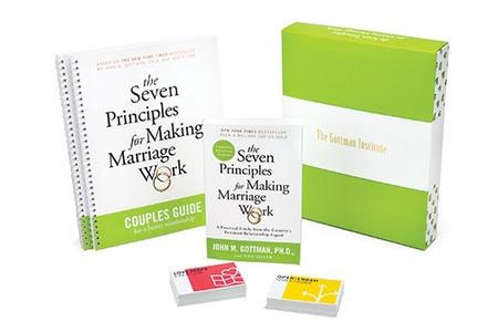 The Gottman Seven Principles Materials