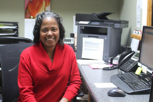 Star Spencer Receptionist at Wyndhurst Counseling Center
