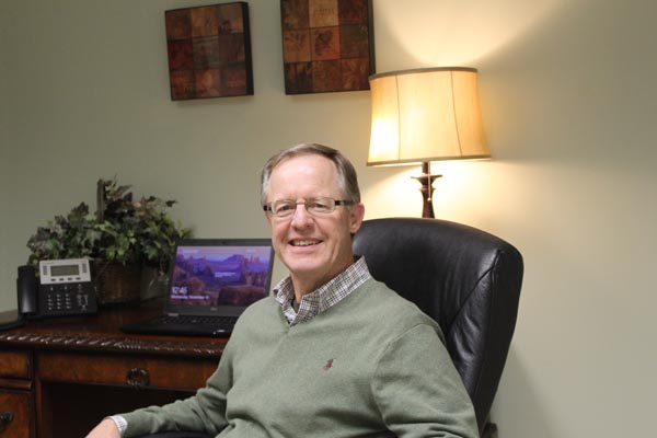 Steve Johnson Licensed Professional Counselor at Wyndhurst Counseling Center